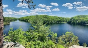 Long Pond Woods Trail In Rhode Island Leads To The Most Unforgettable Destination