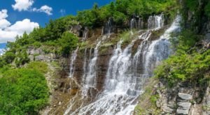 The Two-Mile Climb To This Stunning Utah Waterfall Is Well Worth Your Effort