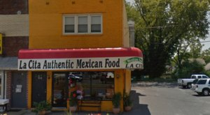 You Can Eat From A Lava Rock At This Authentic Mexican Restaurant In New Jersey