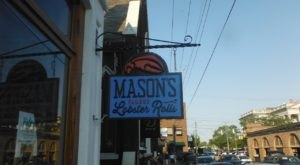 Mason's Lobster Rolls In South Carolina Is A Tiny Restaurant Known For Its Tasty Fare And Big Portions
