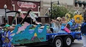 There's A Magical Mermaid Festival Coming To Texas Next Month