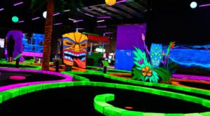 The Island-Themed Indoor Playground In Oregon That's Insanely Fun