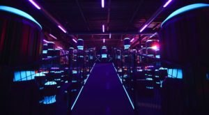 The Largest Laser Tag Arena In Northern California Is A Blast For The Whole Family