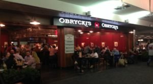 Obrycki's Restaurant At The BWI Airport Is Considered One Of The Best In The U.S.
