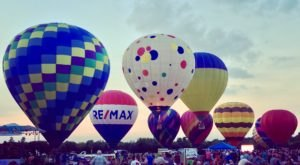 Camp Out At This Magical Balloon Festival In Oklahoma