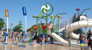 The Largest Splash Pad In Oklahoma Just Opened And It's As Fun As Can Be