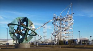 Challenge Yourself With A 6-Story Adventure Course At Riversport In Oklahoma