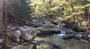 Enjoy Waterfalls And Hiking At This Breathtaking Nature Spot In Oklahoma