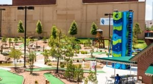 Play Mini Golf And Eat Delicious Pizza At Brickopolis In Oklahoma