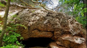 Explore Four Undeveloped Caves At This State Park In Oklahoma