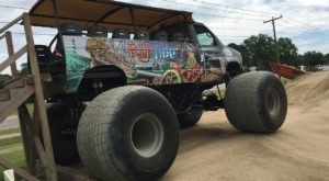 You Can Take A Ride In A Monster Truck At This One Of A Kind Attraction In North Carolina