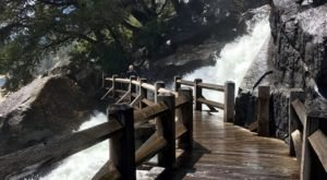 Walk Right Through A Waterfall On This Northern California Hike That's Anything But Ordinary