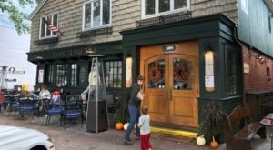 Visit The Two-Story Penny Lane Pub In Connecticut For Food With An English Flair