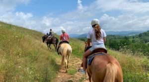 Travel By Horseback Like The Pioneers Did To This Secluded Gem Mine In North Carolina