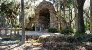 Most People Don't Know This Unique Shrine In Florida Exists