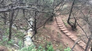 This Natural Staircase Hike In Texas Is Like Something From A Fairytale