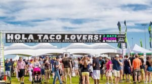 Stuff Your Face With $3 Tacos From Over 100 Vendors At This Festival In Arizona