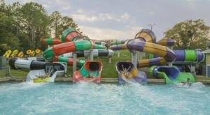 Ocean Breeze Waterpark Is An Underrated Attraction In Virginia That Promises The Most Fun You've Had In Ages