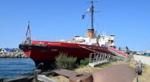 Step Aboard America's Most Unique Coast Guard Vessel At This Fascinating Michigan Museum