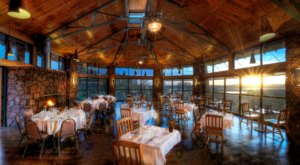 A Middle-Of-Nowhere Restaurant In Texas, The Overlook Cafe Has Some Of The Best Waterfront Views