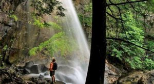 The Adventurous Waterfall Trail In Kentucky With Views That Are Worth The Challenge