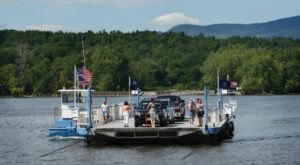 Most People Have No Idea This Historic $1 Ferry In Vermont Even Exists