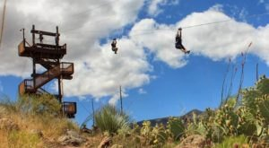 Try Zip Lining, Hiking, A Delicious Restaurant, And More All At This One Arizona Adventure Park