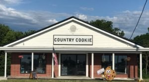 The Pumpkin Cookies From Country Cookie In Missouri Are Made To Be Devoured