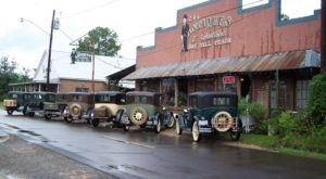 Explore Over 15,000 Square Feet Of Treasures At C.J.'s Antiques In Louisiana