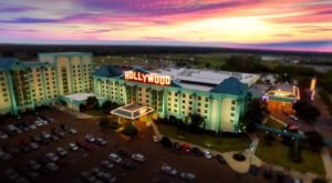 With Tons Of Familiar Props, A Visit To Mississippi's Hollywood Casino Is Like Exploring A Famous Movie Studio