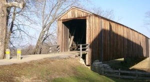 5 Undeniable Reasons To Visit The Oldest And Longest Covered Bridge In Missouri