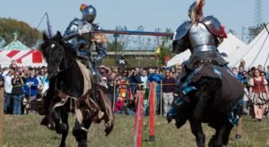 Join Thousands Of Other Indianans At This Year's Gigantic Renaissance Festival