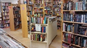 Browse More Than 80,000 Unique Titles At Webster's Bookstore & Café In Pennsylvania