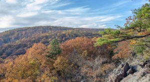 The Picturesque Mina Sauk Falls Trail Will Take You To The Most Spectacular Fall Foliage In Missouri
