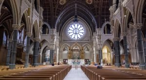 Cathedral Of Saints Peter And Paul In Rhode Island Is A True Work Of Art