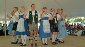 Eat, Drink, And Dance Like You're In Germany At Walhalla's Annual Oktoberfest Celebration In South Carolina