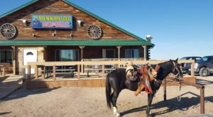 The Best Rocky Mountain Oysters In Wyoming Can Be Found At The Bunkhouse Bar and Grill