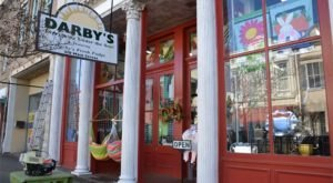 Indulge In Some Of The World's Best Fudge At Darby's In Mississippi