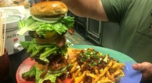 Take On 3 Pounds Of Hamburger For The Anglers Burger Challenge At Anglers White River Resort In Arkansas