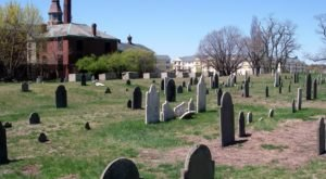 Salem Is Allegedly One Of Massachusetts' Most Haunted Small Towns