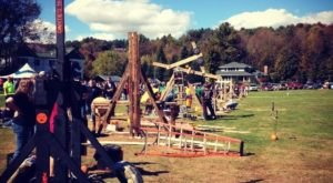 Vermont's Pumpkin Chuckin' Festival Has Been Named The Best Fall Event In The USA