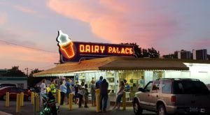 Delaware's Dairy Palace Is A Family Owned Dairy Bar That's Been Around For Over 60 Years