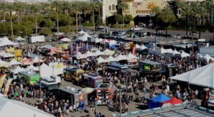 Over 50 Food Trucks Gather In One Place At The Great American Foodie Fest In Nevada