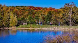 Visiting The Mountain Lakes Of Chapin Forest Reservation Near Cleveland Is A Treat