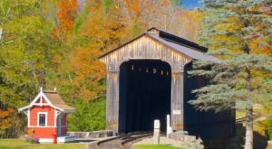 Here Are 9 Of The Most Beautiful New Hampshire Covered Bridges To Explore This Fall