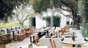Dine In A Beautiful Outdoor Garden Patio At Plant Food And Wine In Southern California