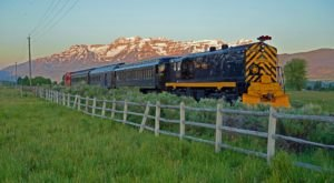 For An End-Of-Season Adventure, Take The Raft & Rails Trip With Utah's Heber Valley Railroad