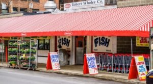 The 1-Pound Sandwiches From Wholey's Fish Market In Pennsylvania Will Fill You Up