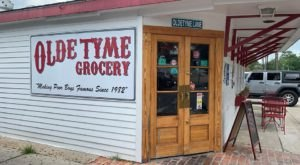 For Over 30 Years, Old Tyme Grocery Has Been Serving Delicious Po'Boys