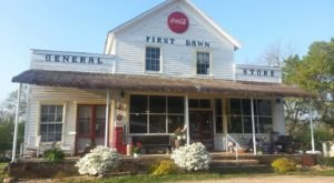 First Dawn General Store Is One Of The Oldest And Most Historic General Stores In Missouri